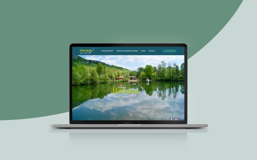 création de site web - location touristique